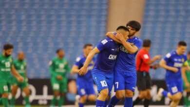 فيديو | مشاهدة اهداف مباراة شباب الاهلي دبي واجمك في دوري ابطال اسيا (صور:twitter)