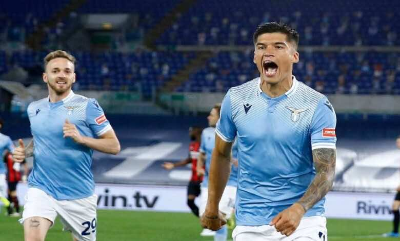فيديو | مشاهدة فيديو اهداف ميلان ولاتسيو فى الدوري الايطالي (صور:AFP)