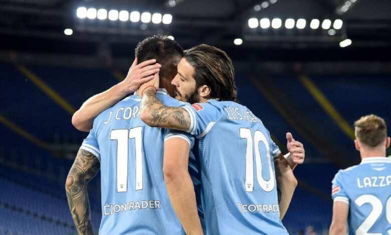 نتيجة مباراة ميلان ولاتسيو فى الدوري الايطالي (صور:twitter)