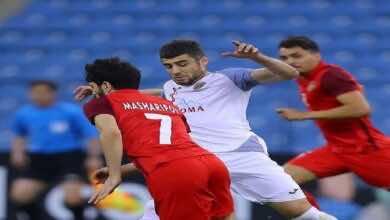 فيديو | مشاهدة اهداف مباراة شباب الاهلي واستقلال دوشنبه في دوري ابطال اسيا (صور:twitter)