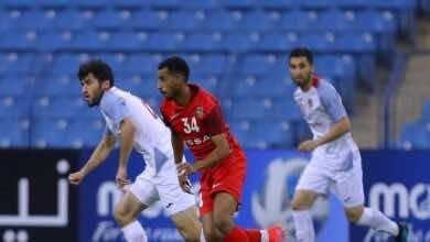 نتيجة مباراة شباب الاهلي دبي واستقلال دوشنبه في دوري ابطال اسيا (صور:twitter)