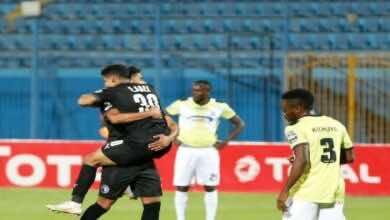 نتيجة مباراة بيراميدز ونامونجو فى كأس الكونفدرالية الأفريقية (صور:twitter)