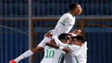 نتيجة مباراة الرجاء ونكانا فى كأس الكونفدرالية الأفريقية (صور:twitter)