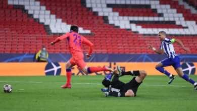 مشاهدة اهداف مباراة تشيلسي وبورتو في دوري ابطال اوروبا - فيديو (صور:twitter)