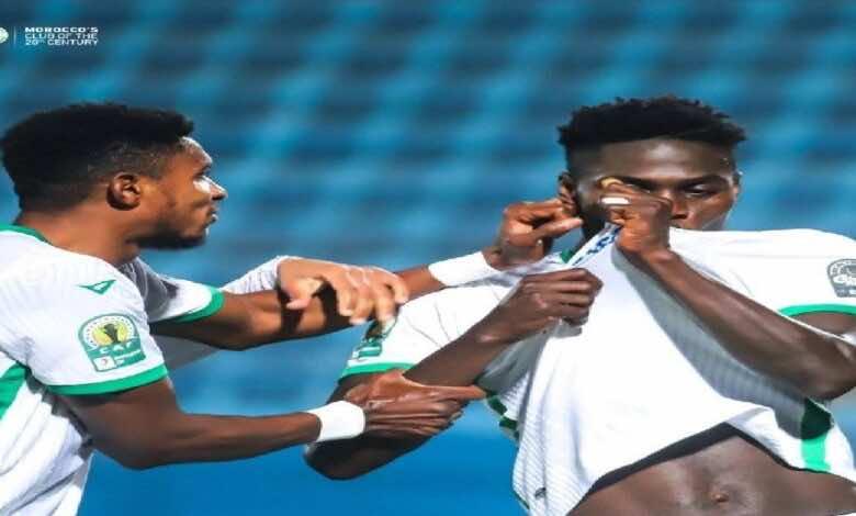 فيديو   مشاهدة اهداف مباراة بيراميدز والرجاء في كأس الكونفدرالية الأفريقية (صور:twitter)