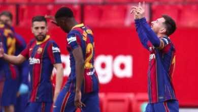 جدول مباريات برشلونة في شهر أبريل، كلاسيكو حاسم أمام ريال مدريد ونهائي الكأس