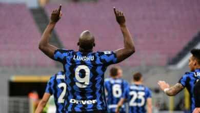 نتيجة مباراة انتر ميلان وساسولو في الدوري الايطالي «لوكاكو يتعملق والأفعى تُحلق»