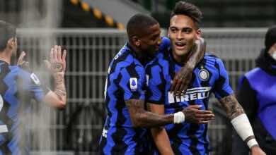 شاهد فيديو اهداف مباراة انتر ميلان وساسولو في الدوري الايطالي «لوكاكو يُسجل ويصنع»