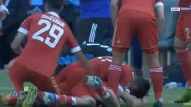 فيديو   شاهد أهداف مباراة شباب بلوزداد وصن داونز في دوري أبطال أفريقيا «سعيود يُهدف من جديد»