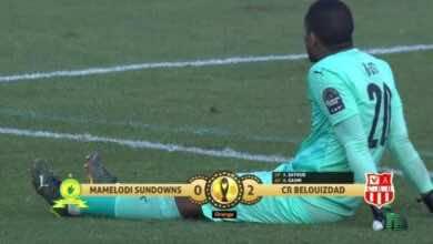 نتيجة مباراة شباب بلوزداد وصن دانز في دوري ابطال افريقيا «خدمات الحارس تؤمن الصعود»