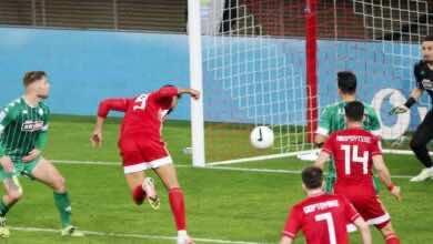 فيديو | شاهد اهداف المصري أحمد حسن كوكا في ديربي أولمبياكوس وباناثينيكوس