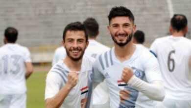 الدوري السوري | نتائج مباريات اليوم في الجولة 23 «تشرين يقترب من اللقب»