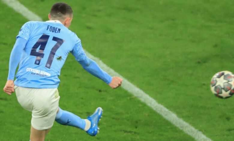 فيديو | شاهد اهداف مباراة مانشستر سيتي ودورتموند في دوري ابطال اوروبا «قذيفة فودين تحسمها»