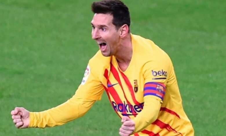 فيديو | هدف ميسي في بلباو، تحفة نهائي كأس ملك اسبانيا 2021
