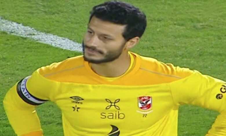 فيديو | شاهد اهداف مباراة الاهلي وسموحة في الدوري المصري