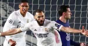 نتيجة مباراة ريال مدريد وتشيلسي في دوري أبطال أوروبا «انطلاقة نارية»