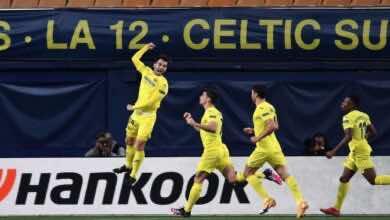 الدوري الاوروبي | نتيجة مباراة فياريال وآرسنال «الغواصة الصفراء تُفرط في فوز عرض»