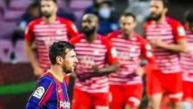ترتيب الدوري الإسباني بعد تعثر برشلونة..«غرناطة يشعل فتيل الليجا»