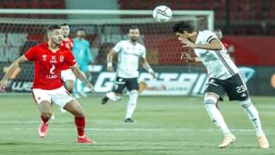 الدوري المصري | نتيجة مباراة الاهلي والجونة «أداء متوسط وفوز ضئيل في ليلة القرعة»