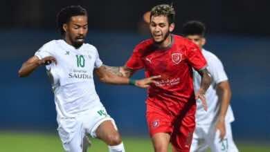 ابطال اسيا | نتيجة مباراة الاهلي السعودي والدحيل القطري «وداع مثير لفريق الهداف»