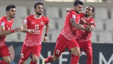فيديو | شاهد اهداف مباراة القوة الجوية وتراكتور في دوري أبطال آسيا