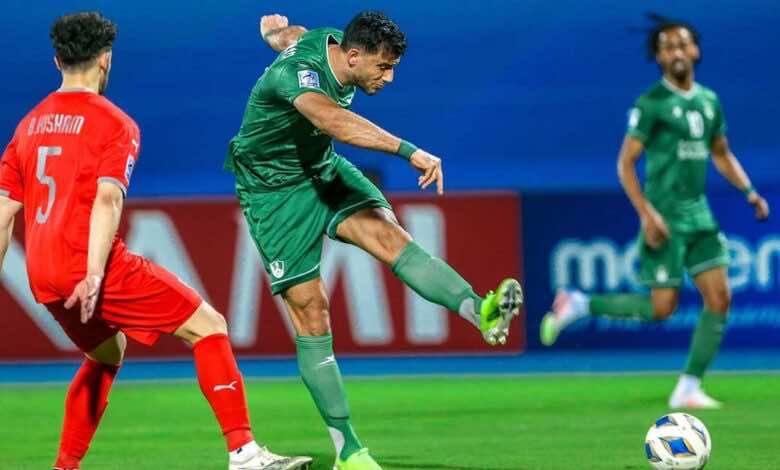 فيديو | شاهد اهداف مباراة الاهلي والدحيل في دوري أبطال آسيا «السومة ينقذ الراقي»