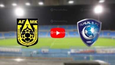 بث مباشر   شاهد مباراة الهلال السعودي وأجمك في دوري أبطال آسيا «رابط يلا شوت»