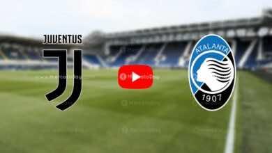 بث مباشر   مشاهدة مباراة يوفنتوس وأتلانتا في الدوري الإيطالي