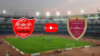 بث مباشر   مشاهدة مباراة الوحدة وبرسيبوليس في دوري ابطال اسيا «كورة لايف»