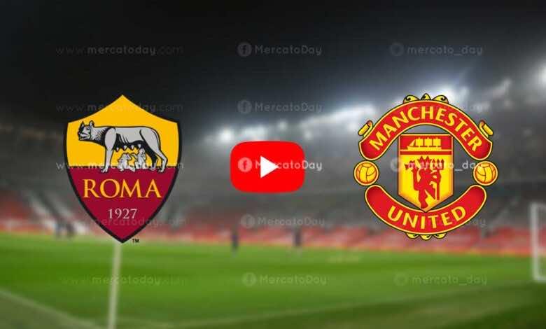 بث مباشر | مشاهدة مباراة مانشستر يونايتد وروما فى الدوري الأوروبي «يلا شوت»
