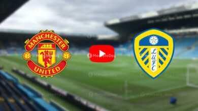 بث مباشر | مشاهدة مانشستر يونايتد وليدز في الدوري الإنجليزي «يلا شوت»