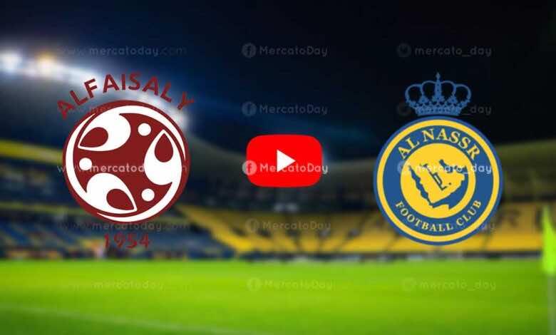 بث مباشر | شاهد مباراة النصر والفيصلي في كأس خادم الحرمين الشريفين «كورة لايف»