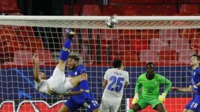 فيديو | مشاهدة اهداف مباراة تشيلسي وبورتو فى دوري ابطال اوروبا (صور:twitter)