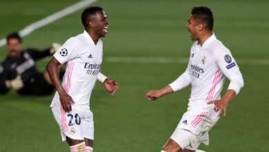 مشاهدة اهداف مباراة ريال مدريد وليفربول في دوري ابطال اوروبا - فيديو