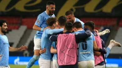 نتيجة مباراة باريس سان جيرمان ومانشستر سيتي في دوري أبطال أوروبا «جوارديولا يقلب الطاولة على بوكيتينو»
