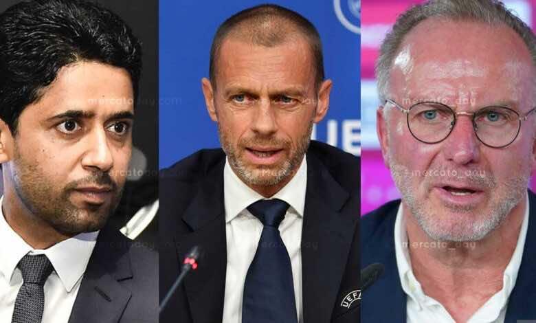 الحرب مستمرة.. الاتحاد الأوروبي يضع الخليفي ورومينيجيه في وجه المدفع