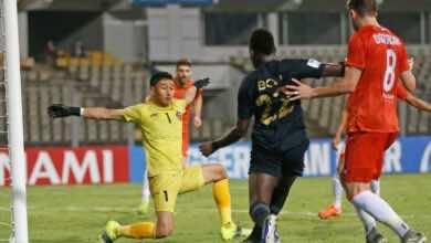 فيديو | شاهد اهداف مباراة الريان وجوا في دوري أبطال آسيا