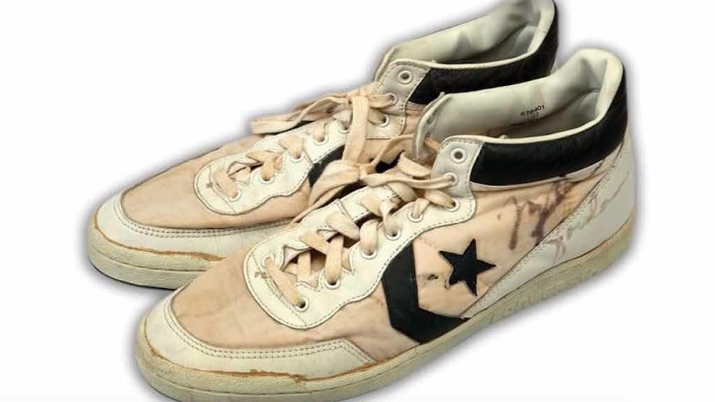 حذاء مايكل جوردن دورة الألعاب الأولمبية 1984