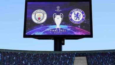 نهائي دوري أبطال أوروبا 2021 | تشكيلة تشيلسي الأساسية أمام مانشستر سيتي