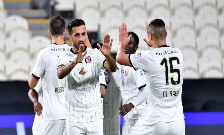 فيديو   مشاهداة اهداف مباراة الجزيرة وخورفكان في الدوري الاماراتي