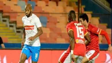 فيديو | مشاهدة اهداف مباراة الزمالك والاهلي في الدوري المصري (صور:twitter)