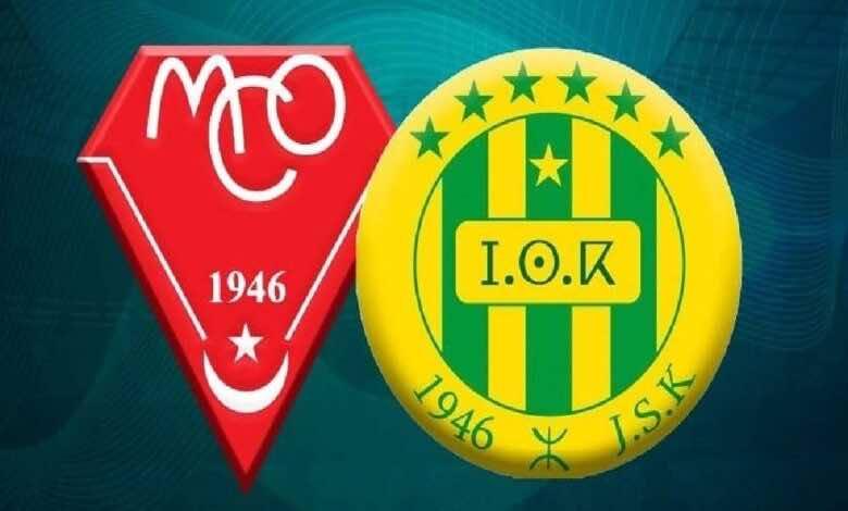 بث مباشر | مشاهدة مباراة شبيبة القبائل ومولودية وهران فى البطولة الجزائرية (twitter)