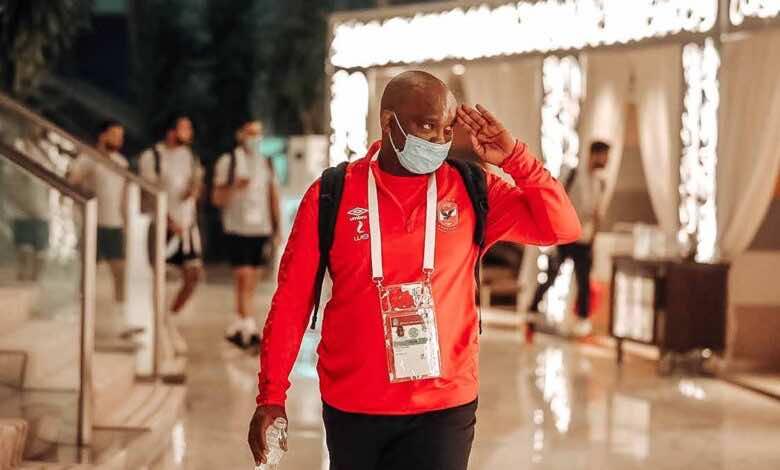 كأس السوبر الأفريقي 2021 | تشكيلة الأهلي الأساسية أمام نهضة بركان