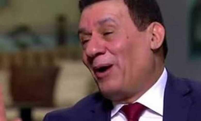 أثناء مباراة الاهلي والزمالك اليوم..مدحت شلبي يتغزل في مسلسلات رمضان