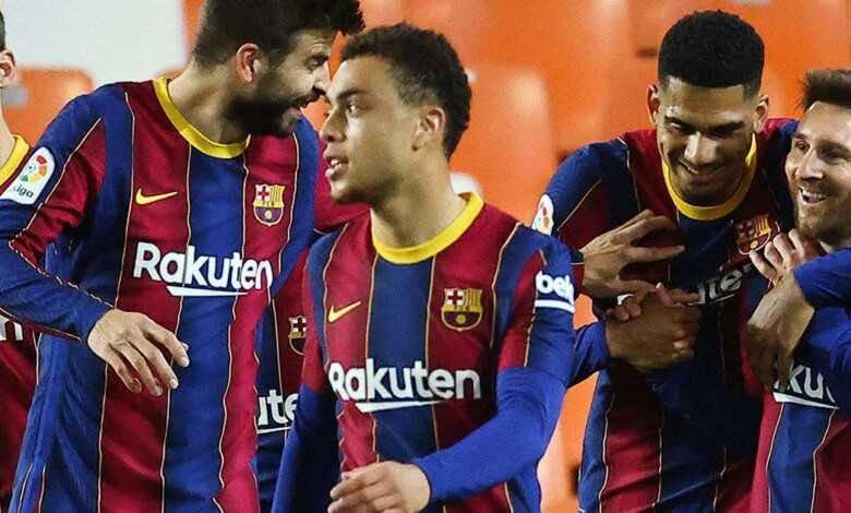 موعد مباراة برشلونة القادمة أمام أتلتيكو مدريد في الدوري الاسباني