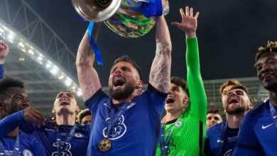 تشيلسي يحصد 70 مليون جنيه إسترليني من دوري أبطال أوروبا 2021