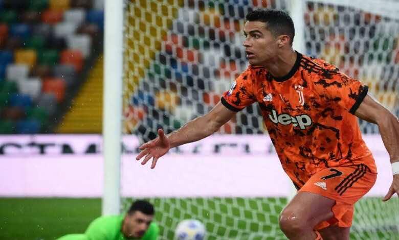 فيديو   مشاهدة فيديو اهداف مباراة يوفنتوس واودونيزي في الدوري الايطالي (صور:AFP)