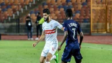 نتيجة مباراة الزمالك وبيراميدز في الدوري المصري We (صور:twitter)