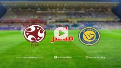 بث مباشر | مشاهدة مباراة النصر والفيصلي في الدوري السعودي