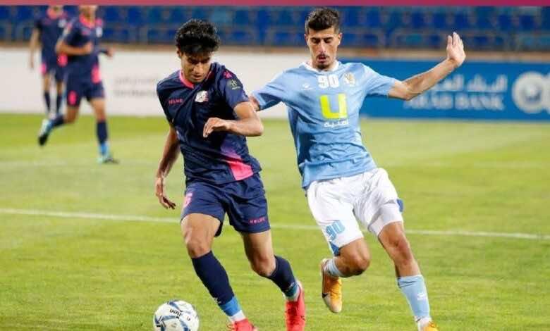 بث مباشر | مشاهدة مباراة الفيصلي وشباب الاردن فى الدوري الاردني (صور:twitter)